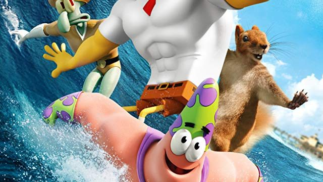 The SpongeBob Movie: Sponge Out of Water สพันจ์บ็อบ ฮีโร่จากใต้สมุทร