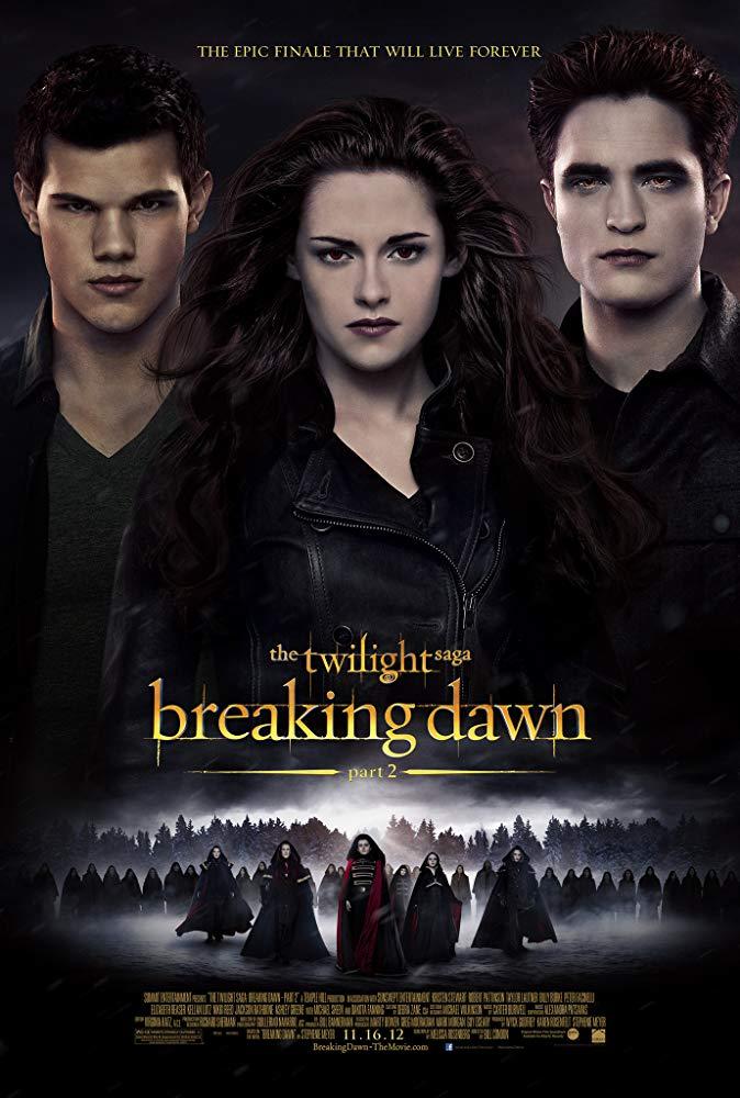 The Twilight Saga: Breaking Dawn – Part 2 (2012) แวมไพร์ทไวไลท์ ภาค 5