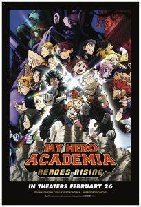My Hero Academia Heroes Rising วีรบุรุษกู้โลก (2019)