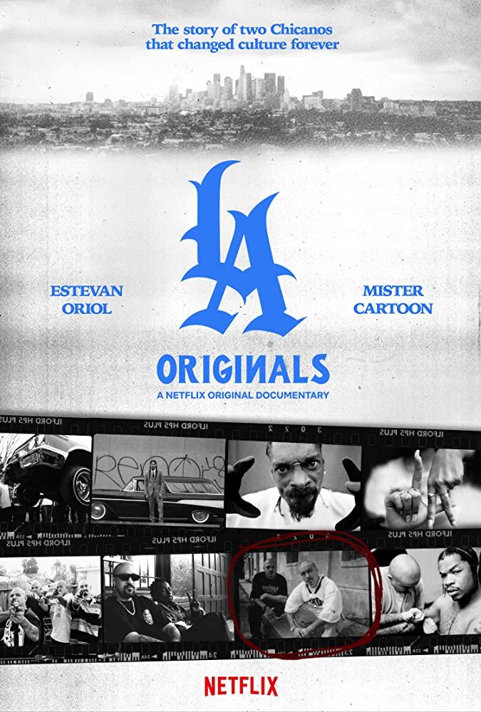 LA Originals สองตำนานแห่งแอลเอ (2020)