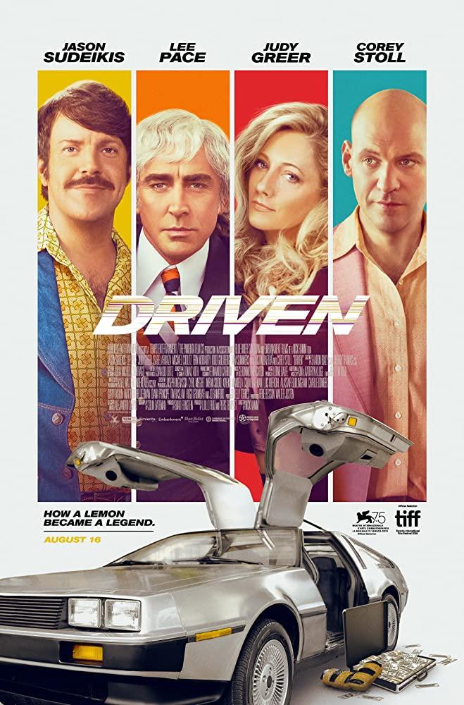Driven (2018) ขับเคลื่อน