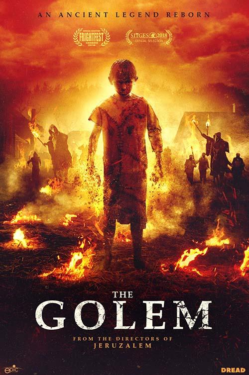 The Golem อมนุษย์พิทักษ์หมู่บ้าน (2018)