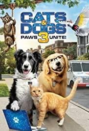 Cats and Dogs 3 Paws Unite (2020) สงครามพยัคฆ์ร้ายขนปุย 3