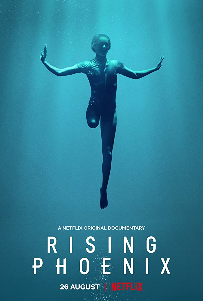 Rising Phoenix | Netflix (2020) พาราลิมปิก จิตวิญญาณแห่งฟีนิกซ์