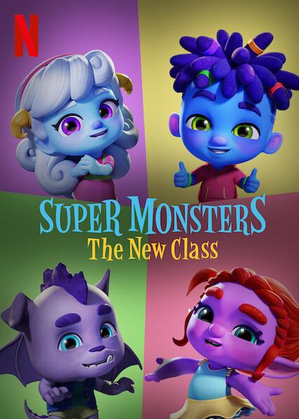 Super Monsters The New Class | Netflix (2020) อสูรน้อยวัยป่วน ขึ้นชั้นใหม่