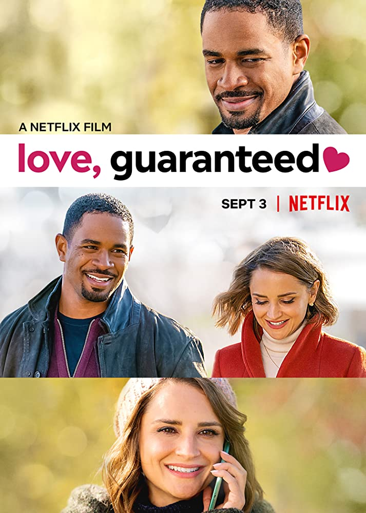 Love Guaranteed | Netflix (2020) รัก… รับประกัน