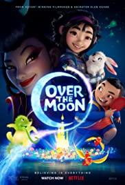 Over the Moon Netflix (2020) เนรมิตฝันสู่จันทรา