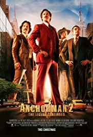 Anchorman 2 The Legend Continues แองเคอร์แมน 2 ขำข้นคนข่าว (2013)
