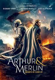Arthur & Merlin Knights of Camelot (2020)
