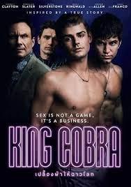 King Cobra (2016) คิงคอบบ้า เปลื้ยงผ้าให้ฉาวโลก